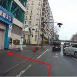 港北TOKYU S.C. 駐車場(アクセス)